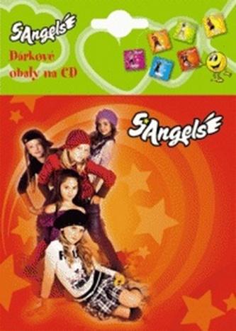 Dárkové obaly na CD - 5 Angels