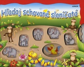 Hžadaj schované sloníčatá