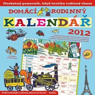 Domácí rodinný kalendář 2012