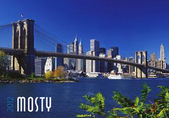 Mosty - nástěnný kalendář 2012