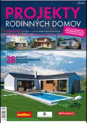 Projekty rodinných domov - jeseň 2011