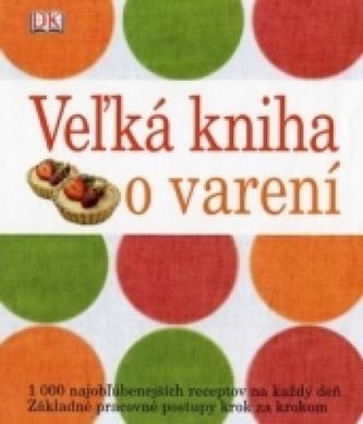 Vežká kniha o varení