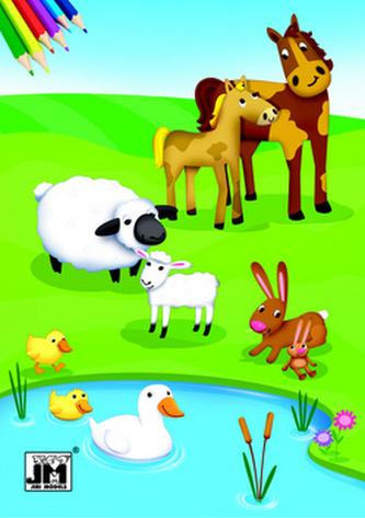 Zvířátka a mláďata