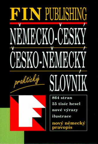 Německo - český, Česko - německý praktický slovník