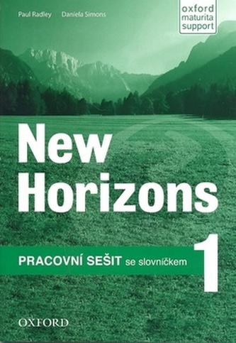 New Horizons 1 Pracovní sešit