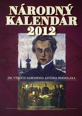 Národný kalendár 2012