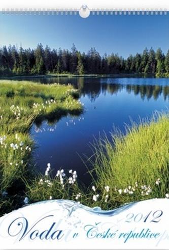 Voda v České republice - nástěnný kalendář 2012