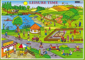 "Karta Leisure Time"" - AJ"""