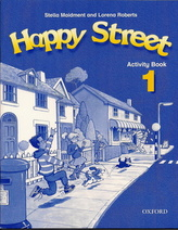 Happy Street 1 Activity Book
