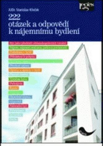 222 otázek a odpovědí k nájemnímu bydlení
