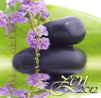 Zen - nástěnný kalendář 2012
