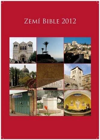 Zemí Bible 2012 - nástěnný kalendář