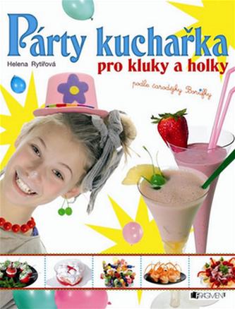 Párty kuchařka pro kluky a holky