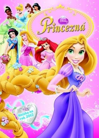 Princezná Knižka na rok 2012
