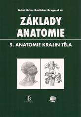Základy anatomie 5.