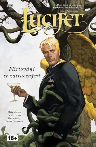 Lucifer Flirtování se zatracenými