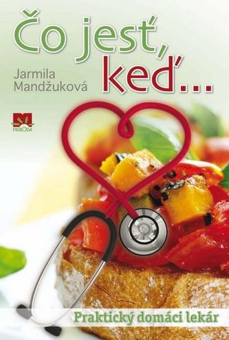 Čo jesť, keď... Praktický domáci lekár