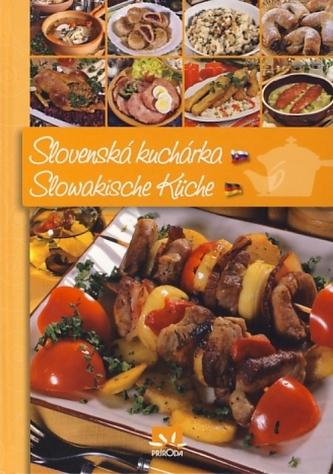 Slovenská kuchárka Slovakische Küche