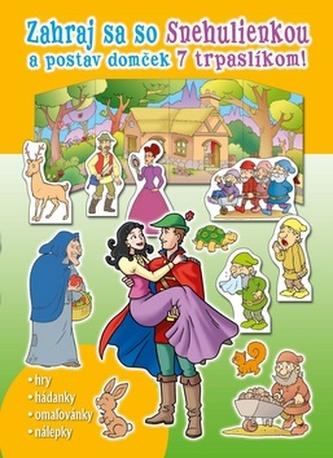 Zahraj sa so Snehulienkou a postav domček 7 trpaslíkom!