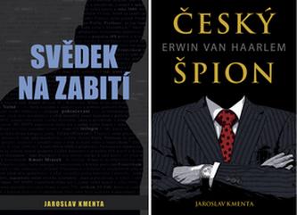 Balíček Svědek na zabití + Český špion Erwin van Haarlem