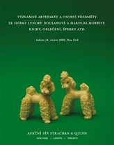Významné artefakty a osobní předměty ze zbírky Lenore Doolanové a H. Morrise