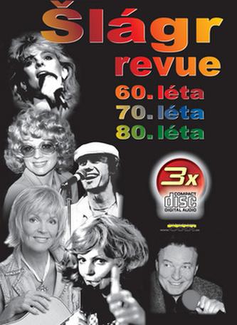 Šlágr revue 60., 70., 80. léta