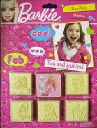 Barbie - razítka