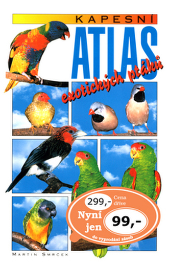 Kapesní atlas exotických ptáků