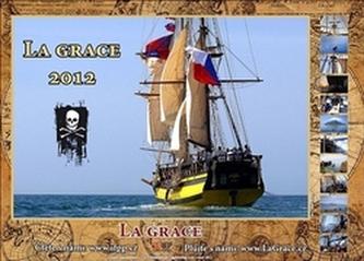 La Grace 2012 - nástěnný kalendář
