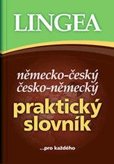 Německo-český česko-německý praktický slovník