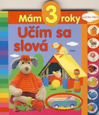 Mám 3 roky Učím sa slová