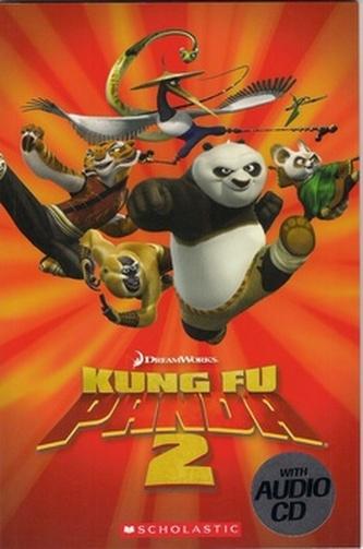Kung Fu Panda 3 + CD