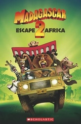 Madagascar 2 Escape Africa + CD