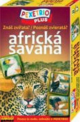 Pexetrio Africká savana