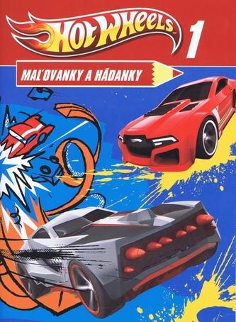 Hot Wheels Mažovanky a hádanky 1