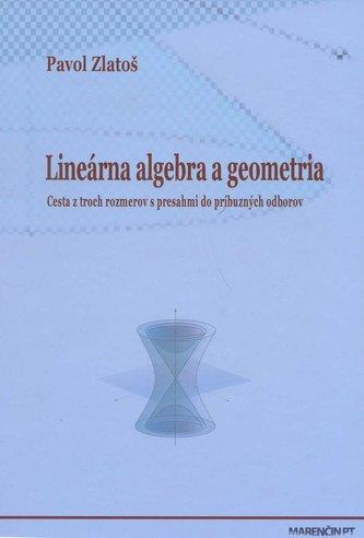 Lineárna algebra a geometria