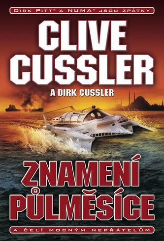 Znamení půlměsíce - Clive Cussler
