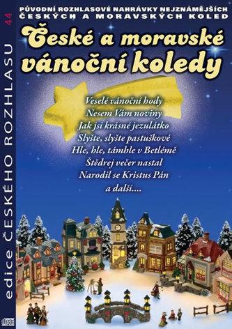 České a moravské vánoční koledy
