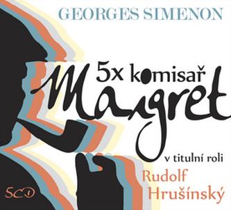 5x komisař Maigret