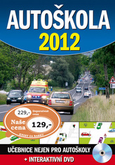 Autoškola 2012 + interaktivní DVD