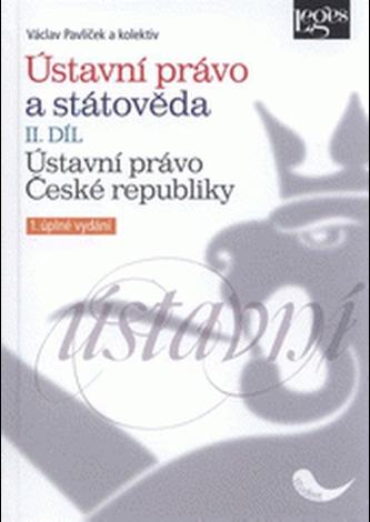 Ústavní právo a státověda II díl