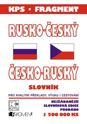 Rus.-čes. a čes.-rus. slovník (malý pl.)