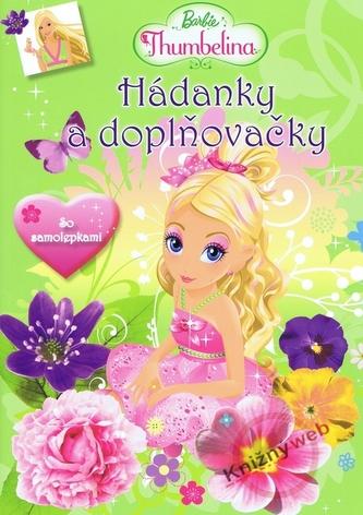 Barbie Thumbelina Hádanky a doplňovačky