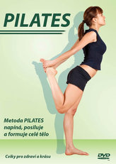 Pilates metoda - DVD