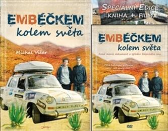 Embéčkem kolem světa + DVD - Michal Vičar