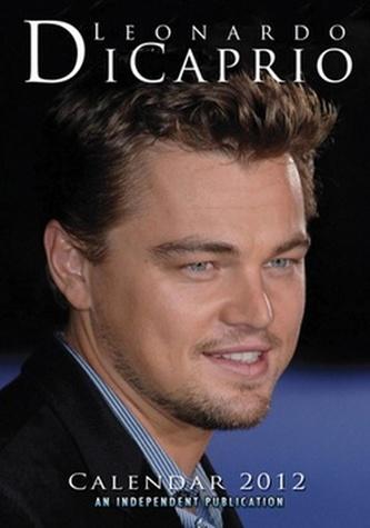 Leonardo DiCaprio 2012 - nástěnný kalendář