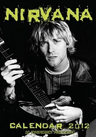 Nirvana 2012 - nástěnný kalendář