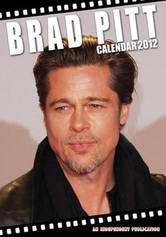 Brad Pitt 2012 - nástěnný kalendář