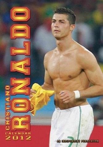 Cristiano Ronaldo 2012 - nástěnný kalendář
