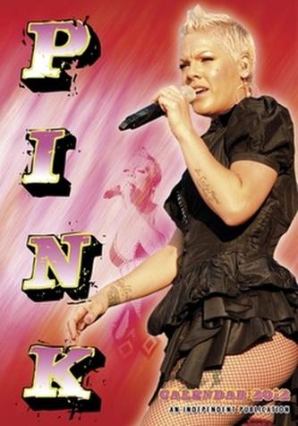 Pink 2012 - nástěnný kalendář